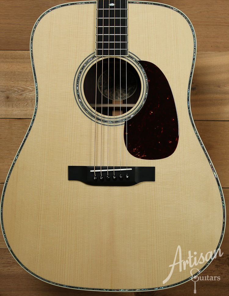 Collings D3A with Custom Adirondack Spruce Top and 41 Style Appointments ID-8061 - Artisan Guitars