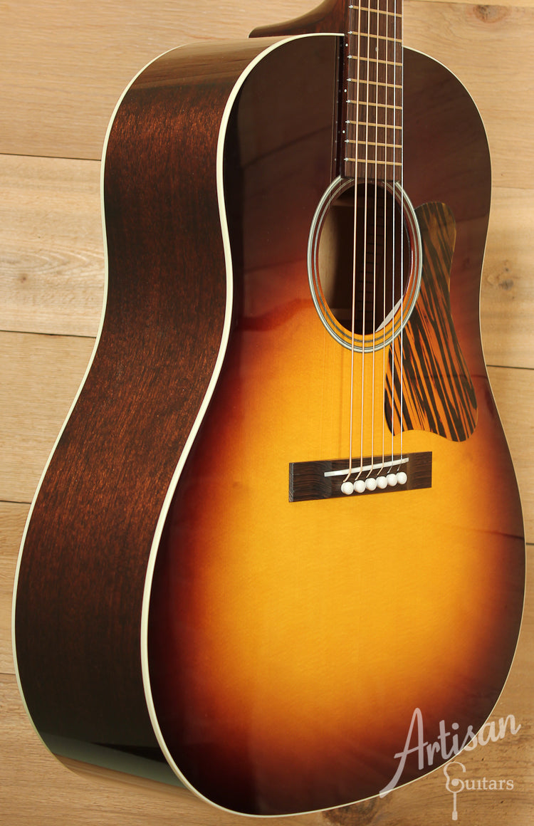 Collings Guitars CJ35 SB Sitka Spruce and Mahogany ID-7957