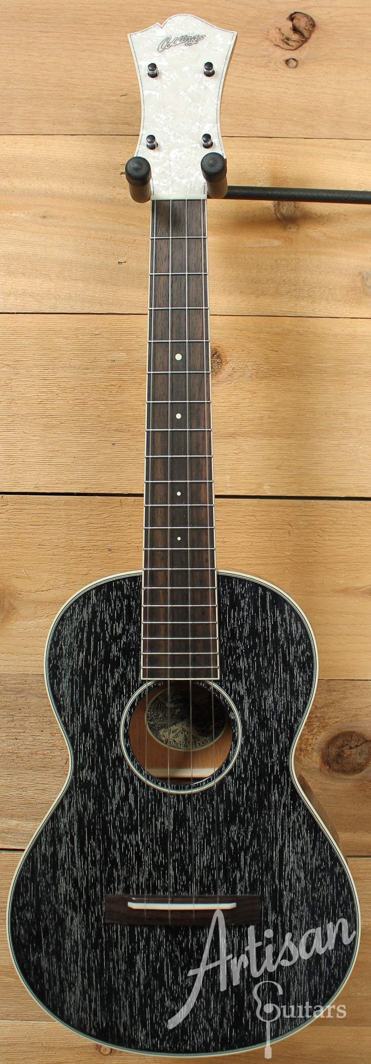 Collings UT2 Ukulele Custom Mahogany Doghair Finish  ID-7772