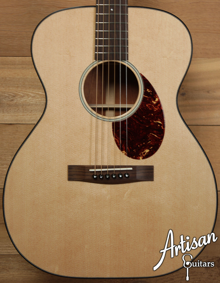 Huss and Dalton Road Edition OM Sitka Spruce and Mahogany ID-6525