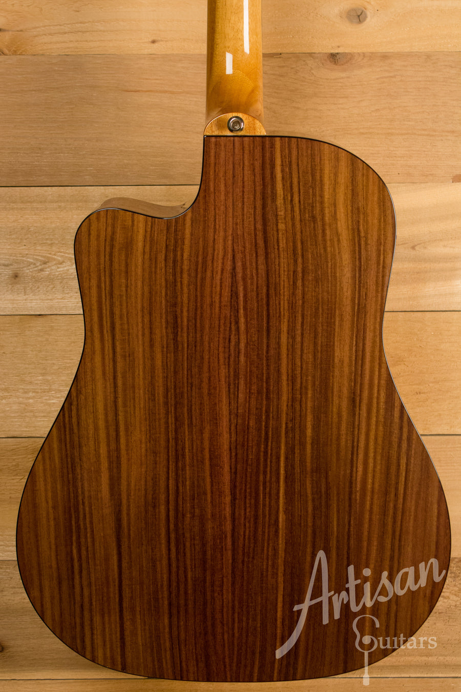 Maton TE1 Guitar Tommy Emmanuel Artist Sitka Spruce and Indian Rosewood AP5 Pro Pre-Owned 2014 ID-11174
