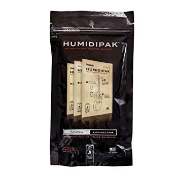 D'Addario Humidipak Replacement Packets ID-12239 - Artisan Guitars