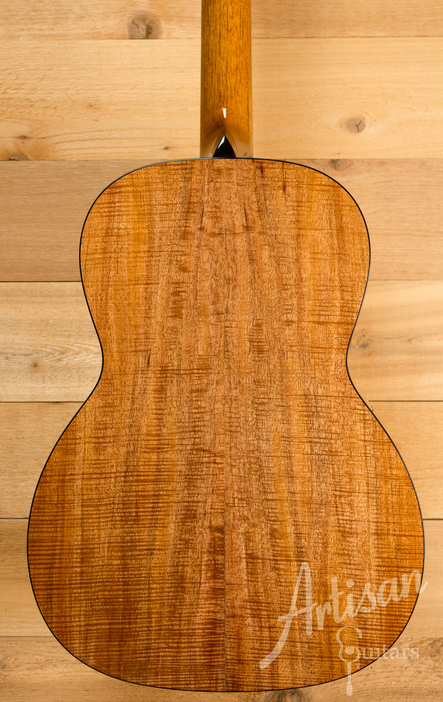 Collings Custom 0001E Guitar SS Engelmann and Koa Short Scale ID-10882