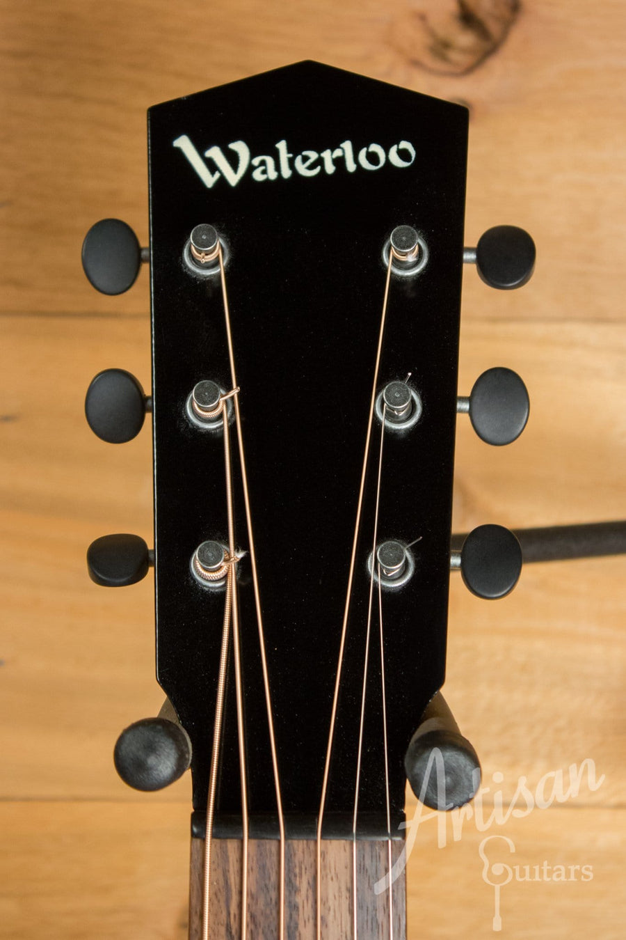 Waterloo WL-14L Guitar with Sunburst Finish with Small Neck Profile ID-10890 - Artisan Guitars