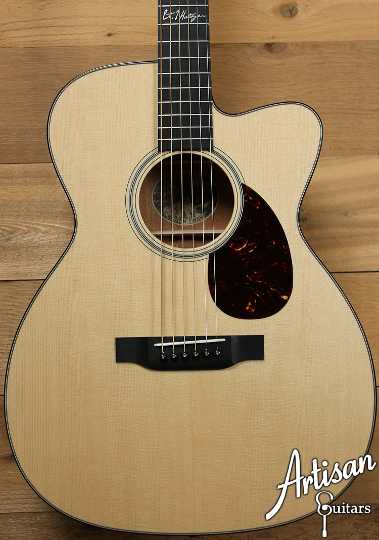 Collings OM1C PH Pete Huttlinger Signature Model  ID-7049 - Artisan Guitars