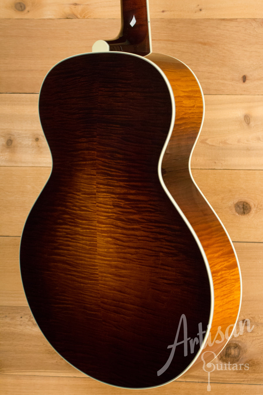 Collings Archtop 16 Electric Guitar Italian Spruce with Sunburst ID-10606 - Artisan Guitars