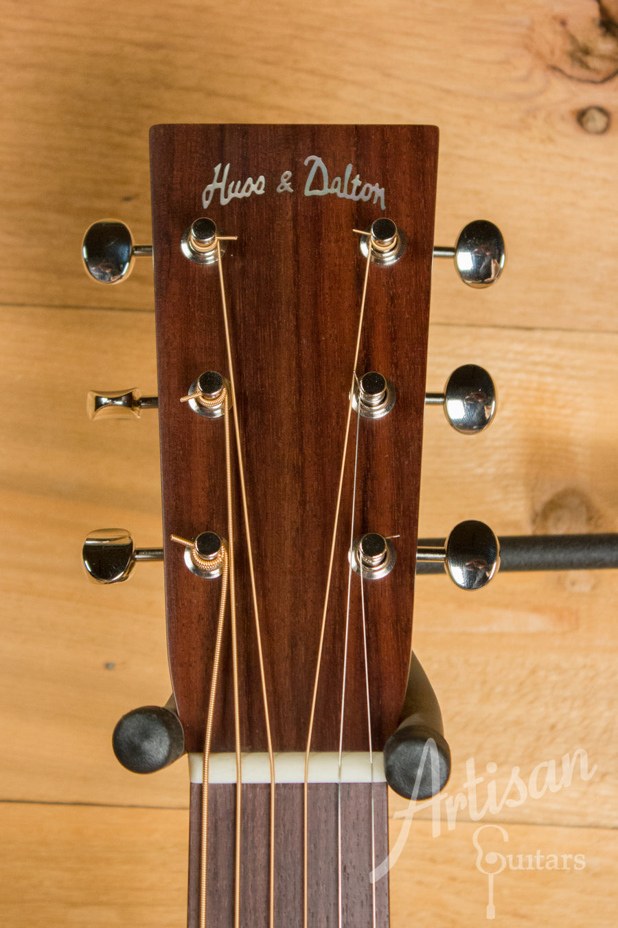 Huss and Dalton Road Edition Dreadnought - Sitka Spruce and Indian Rosewood ID-10651 - Artisan Guitars