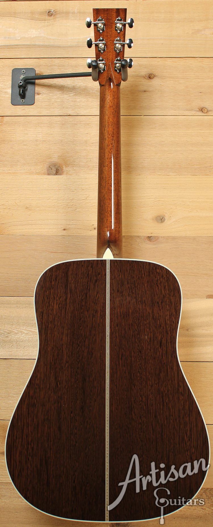 Collings D2G Wenge German and Wenge with Long Dot Inlays ID-7515