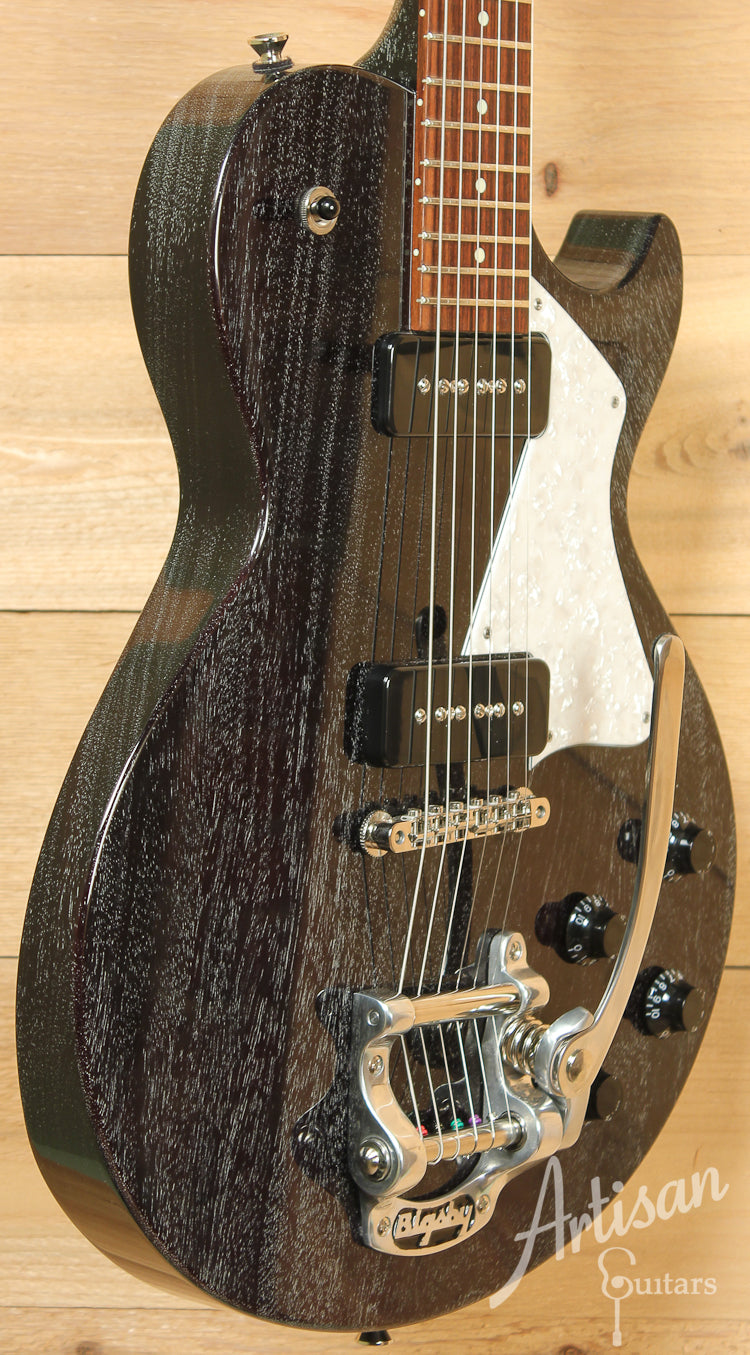 Pre Owned Collings 290 Doghair with Lollar P90 Pickups and Bigsby Tremolo ID-6769 - Artisan Guitars