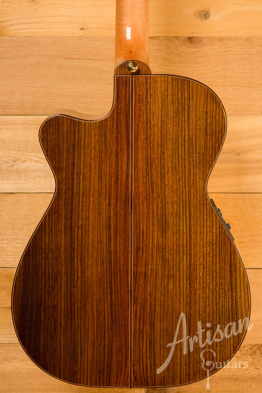 Maton EM 100C 808 Messiah Series Guitar with Sitka and Indian Rosewood Cutaway AP5 Pro ID-10827 - Artisan Guitars