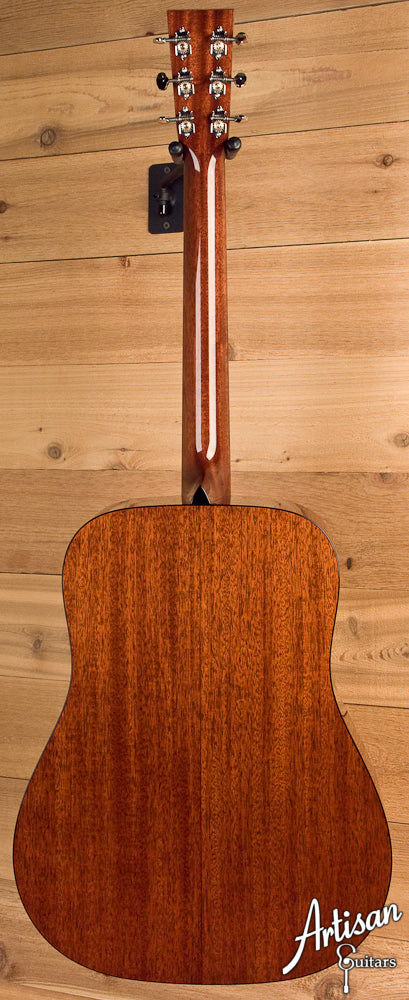 Collings D1A with Adirondack and Mahogany with 1 3/4