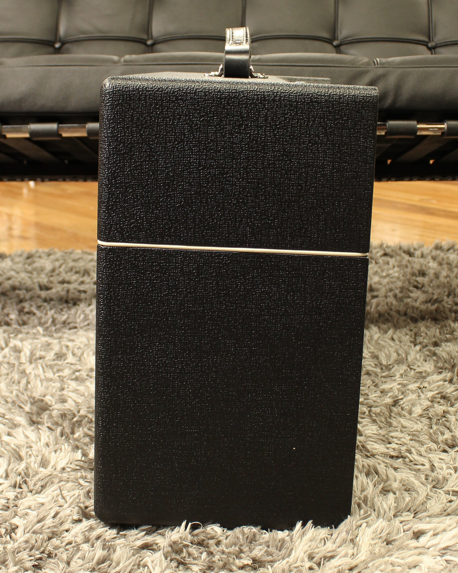 Carr Skylark 1 X 12 Custom Black & on Black Tolex - Artisan Guitars