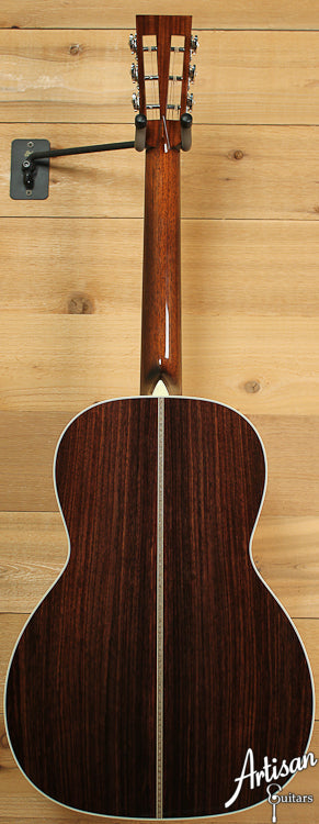 Pre Owned 2013 Collings 002H E Englemann Spruce and Indian Rosewood ID-8223 - Artisan Guitars