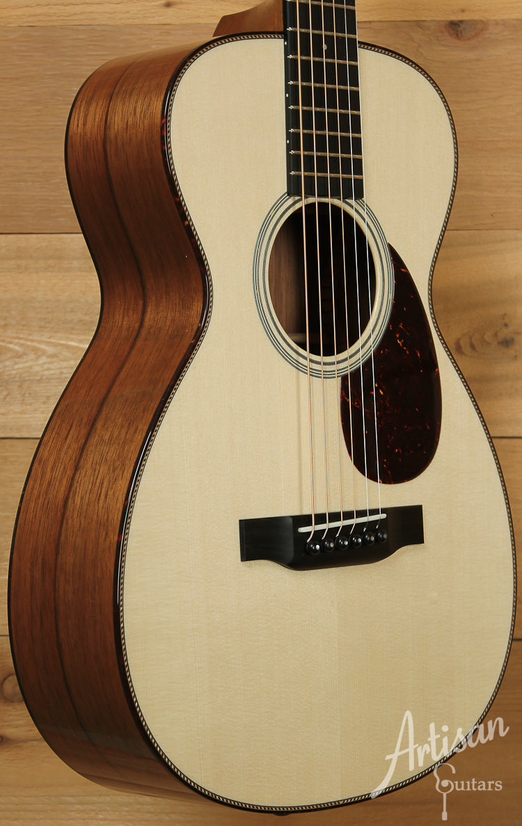 Collings Baby 1 German Spruce and Sacha Rosewood ID-8107 - Artisan Guitars