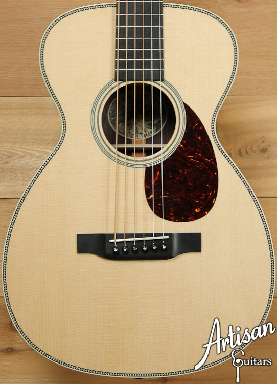 Collings Baby 2H Sitka Spruce and Indian Rosewood ID-7015