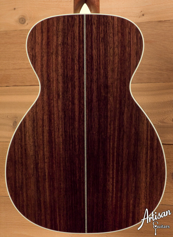 Collings Baby 2H with Sitka Spruce and Indian Rosewood – Short Scale ID-5099 - Artisan Guitars