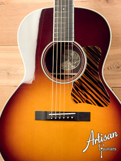Collings C10DlxESB Engelmann Spruce and Indian Rosewood Deep Body Depth ID-5265 - Artisan Guitars