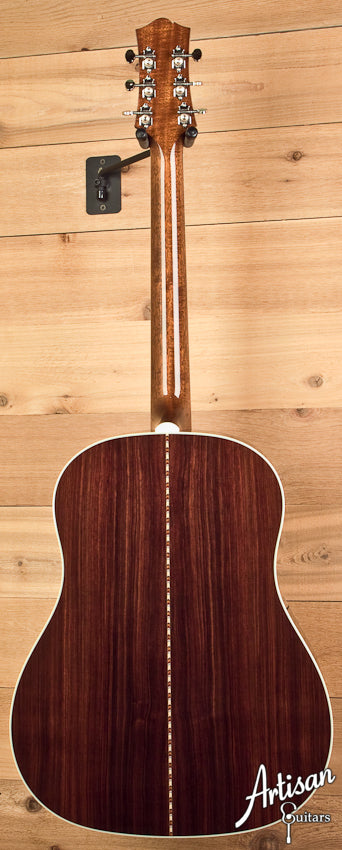 Collings CJ Sunburst Jumbo Sitka Spruce and Indian Rosewood ID-5477