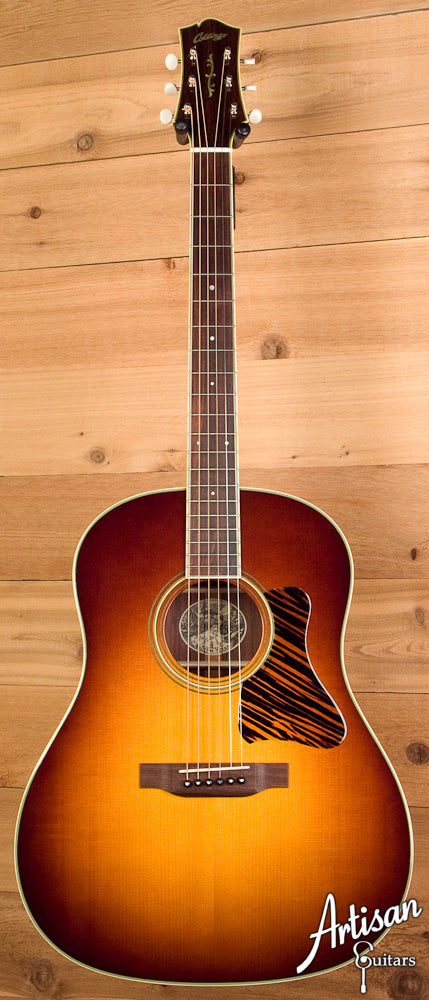 Collings CJ Madagascar Rosewood and Adirondack Spruce with Varnish Finish ID-5292 - Artisan Guitars