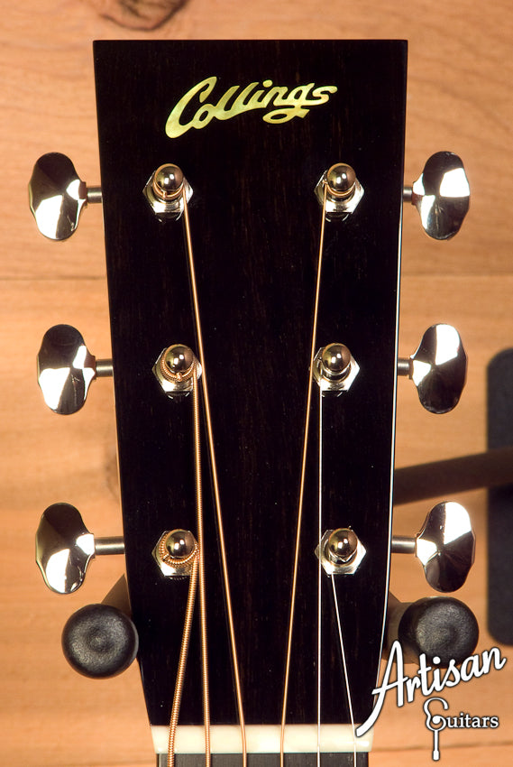 Collings D1A Varnish Dreadnought Mahogany and Adirondack Spruce ID-5488
