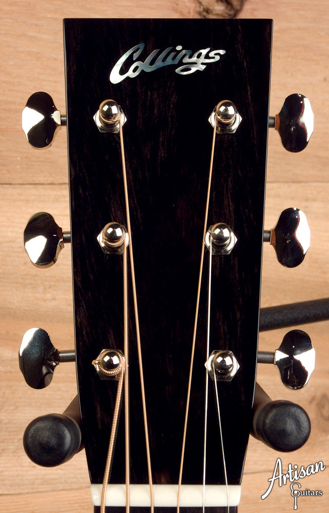 Collings D1A Adirondack Spruce and Mahogany with No Tongue Brace ID-5194 - Artisan Guitars