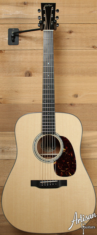 Collings D1 Sitka Spruce and Mahogany with Adirondack Braces ID-7021 - Artisan Guitars