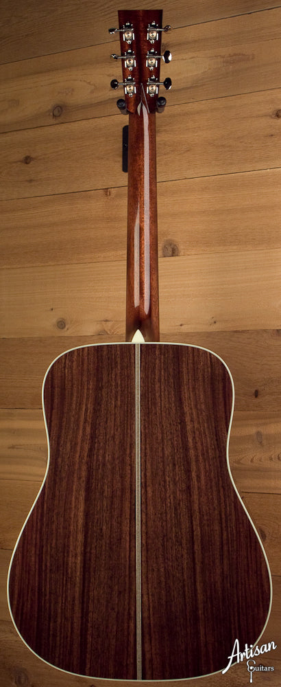 Collings D2H Sitka Spruce and Indian Rosewood ID-5089 - Artisan Guitars
