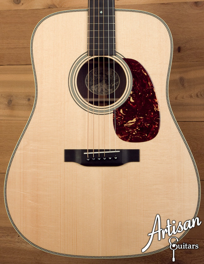 Collings D2HA Adirondack Spruce and Indian Rosewood ID-5391 - Artisan Guitars
