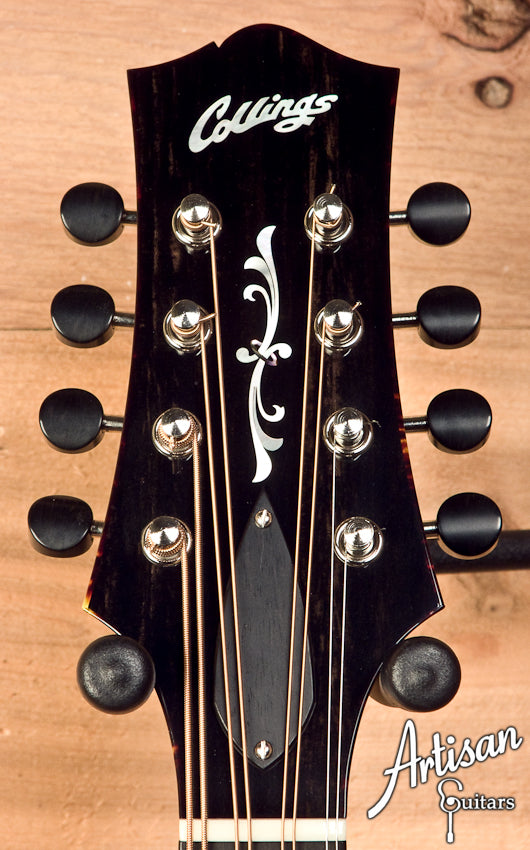 Pre-Owned Collings MT2 Mandola with Tortoise Bindings and Bound Pickguard ID-6591 - Artisan Guitars