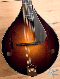 Collings MT2V A-Style Mandolin with Gloss Varnish Finish and Ebony Pickguard ID-5230 - Artisan Guitars