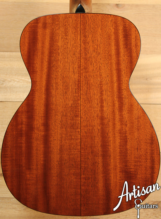 Pre Owned 2013 Collings OM1A Adirondack Spruce and Mahogany with Vintage Now Neck ID-6904
