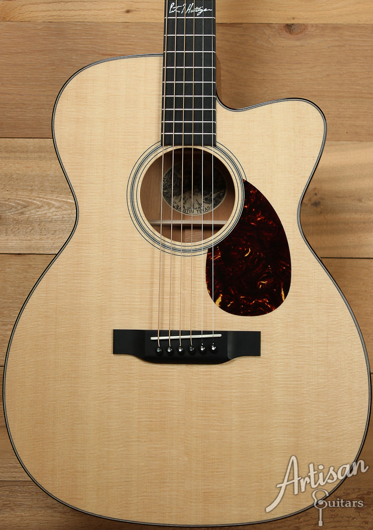 Collings OM1C PH Pete Huttlinger Signature Model  ID-7310 - Artisan Guitars