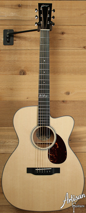 Collings OM1C Pete Huttlinger Signature Model ID-6852 - Artisan Guitars