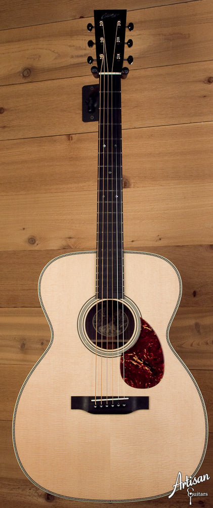 Collings OM2HDD - Sitka Spruce - Indian Rosewood - Deep Body ID-5120 - Artisan Guitars