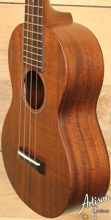 Collings UC1 Mahogany Haircut Peghead ID-7016 - Artisan Guitars