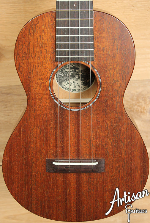 Collings UC1 Mahogany Single Point Peghead ID-6975 - Artisan Guitars