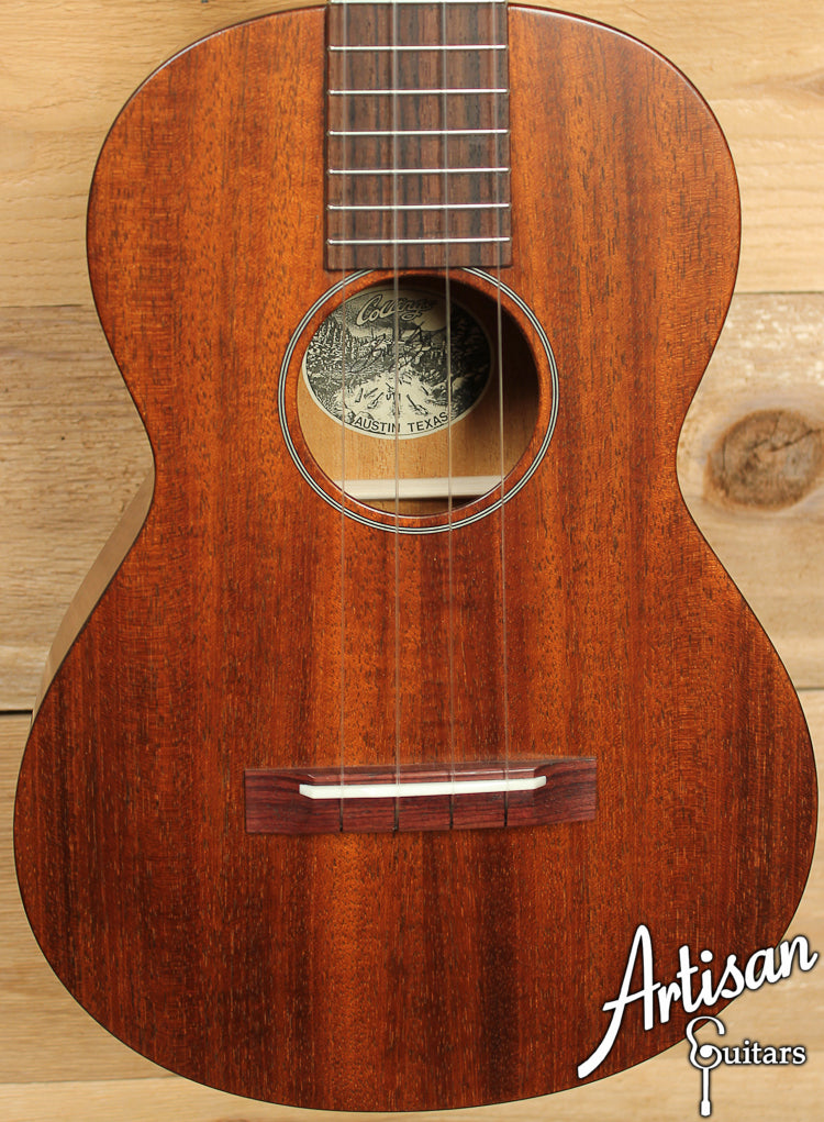 Collings UT1 Mahogany Haircut Peghead ID-7218