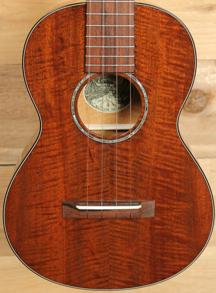 Collings UT3 Ukulele Figured Mahogany ID-7046