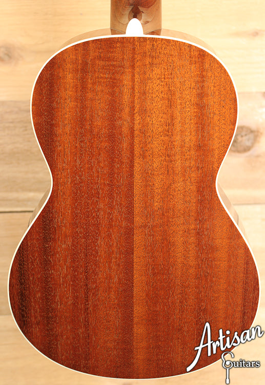 Collings UT2 Tenor Western Shaded Sunburst ID-6899 - Artisan Guitars