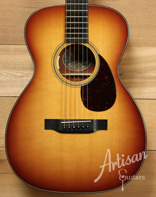Pre Owned 2010 Collings 01SB Sitka and Mahogany, Sunburst and LR Baggs Anthem SL Pickup ID-8711
