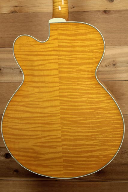 Collings Arch Top Guitar AT-16 Cutaway # 81 ID-9433 - Artisan Guitars