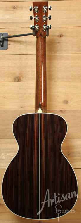 Collings Baby 2H Sitka Spruce and Indian Rosewood ID-7528 - Artisan Guitars