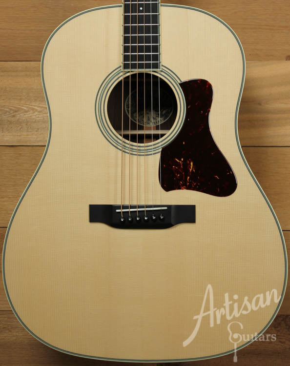 Collings CJ Guitar Adirondack top and Indian Rosewood back and sides with No Tongue Brace ID-8803 - Artisan Guitars