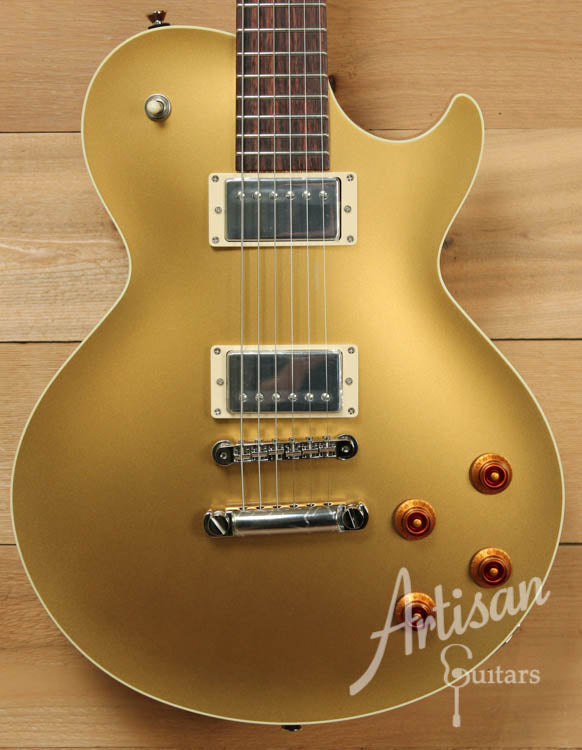 Collings City Limits with Custom Gold Flame Top ID-8103