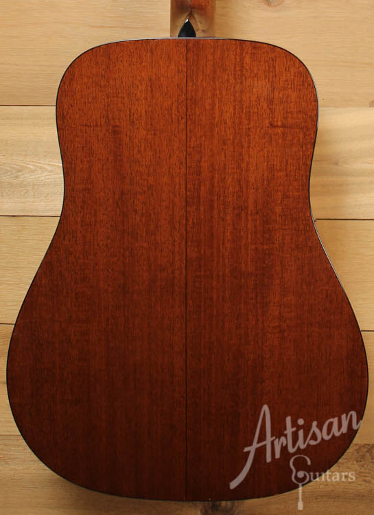 Collings D1A Adirondack and Mahogany with Cutthrough Saddle ID-8757 - Artisan Guitars
