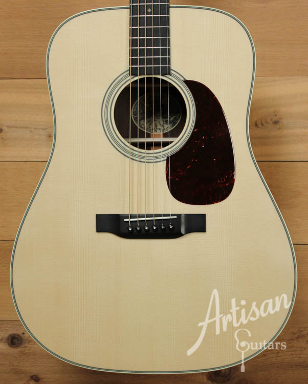 Pre Owned 2014 Collings D2G Wenge German Spruce and Wenge ID-10109 - Artisan Guitars