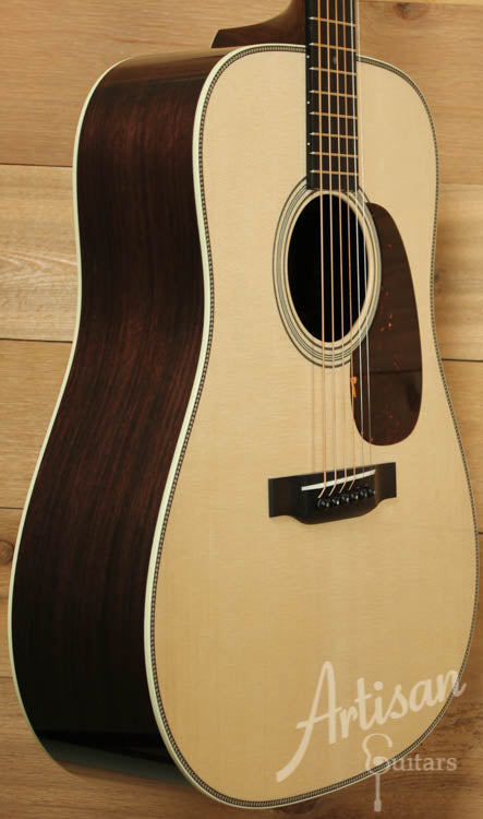 Pre Owned 2014 Collings D2HA Adirondack Spruce and Indian Rosewood  ID-10110 - Artisan Guitars