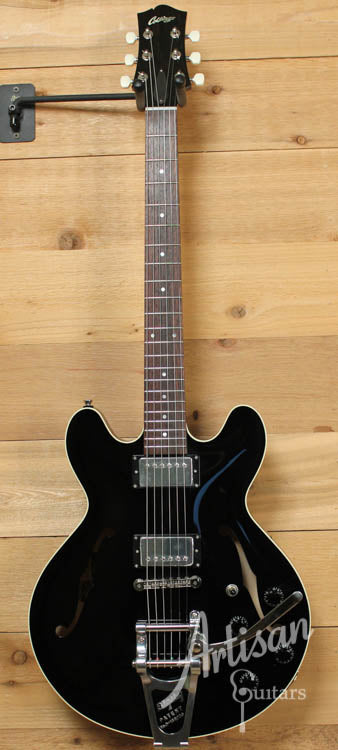 Collings I35 LC Jet Black with Bigsby ID-8106