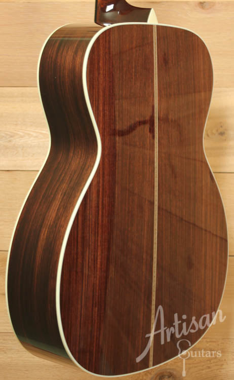 Collings OM2H G German Spruce and Indian Rosewood with Sunburst ID-8796