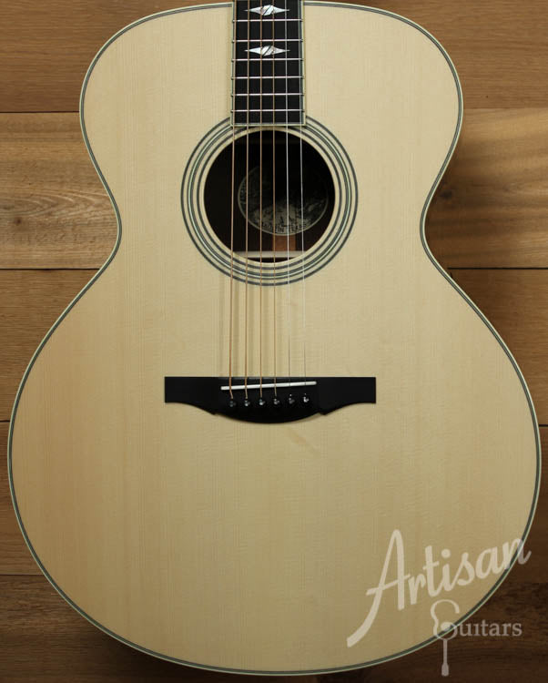 Collings SJ Custom German Spruce and Wenge with Adirondack Braces ID-8799 - Artisan Guitars